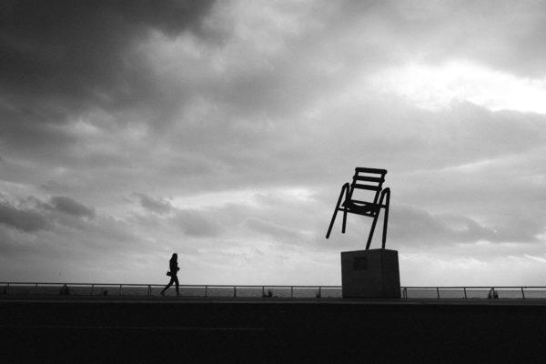 Série  Une Journée sur la Promenade des Anglais